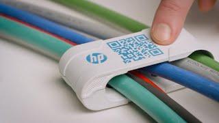 TEST eines 3D gedruckten & wiederverwendbaren Kabelbinders