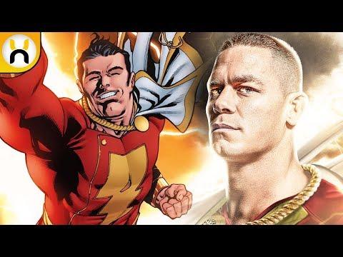 Shazam or Captain Marvel Name in DCEU Film