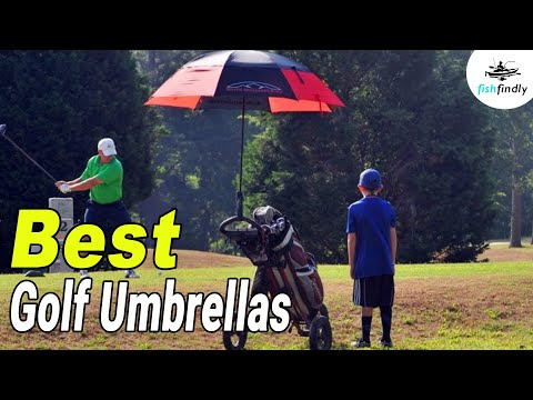 Best Golf Umbrellas In 2020 – Complete Guide for Beginners