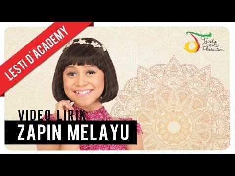 Lesti - Zapin Melayu | Video Lirik