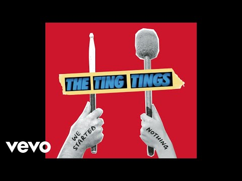 The Ting Tings - Shut Up and Let Me Go (Acoustic Version) (Audio)