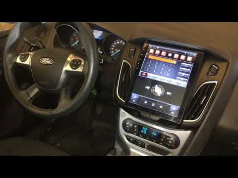 Ford Focus 2011-2015 Vertical Multimedia
