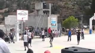 Juego en san jose monteverde oaxaca 2016