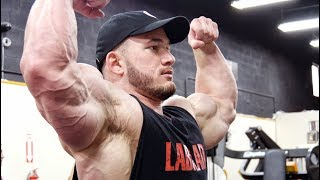 Road To Pro - Hunter Labrada - PRO Day is Here - Ep5