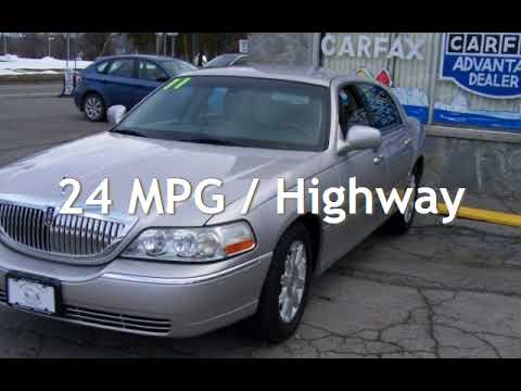 2011 Lincoln Town Car Signature Limited For Sale In Warwick Ny