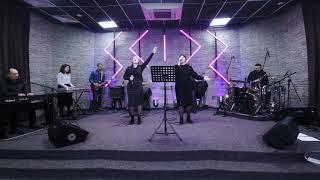 EXIT WORSHIP — In Jesus Name / Бог ведет сражение