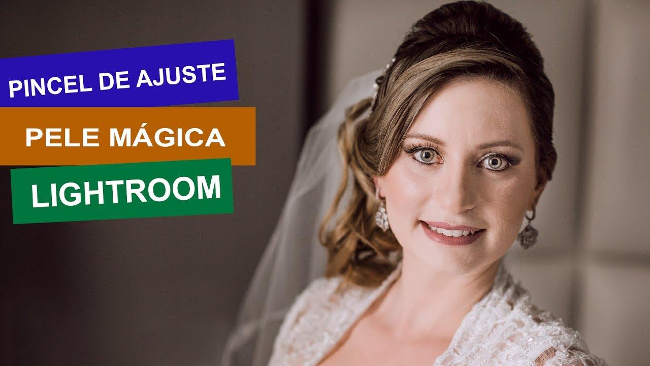 Lightroom Pele Magica Pincel Haze Youtube