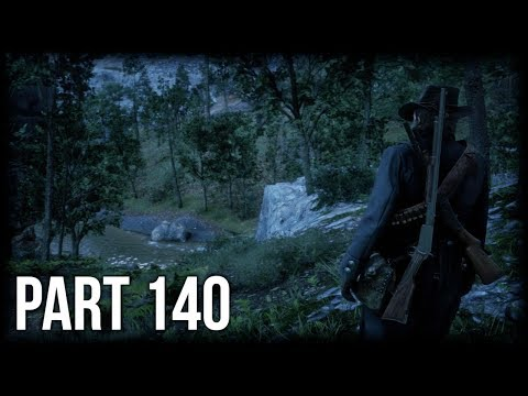 Red Dead Redemption 2 - 100% Walkthrough Part 140 [PS4 Pro] – Money Lending and Other Sins VII thumbnail