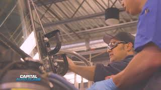 Capital Auto Glass | Automotive Glass Repair Specialists