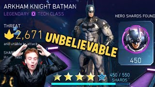 Download lagu Injustice 2 Mobile GOT 2 LEGENDARY BATMANS IN A ROW DURING LIVESTREAM Epic Hero Chest Opening MP3