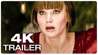 RED SPARROW Trailer 2 (4K ULTRA HD) 2018