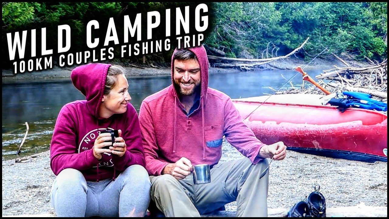 100km Couples Hammock Camping Trip w/ Non-Stop Walleye Fishing & Wildlife (FULL)