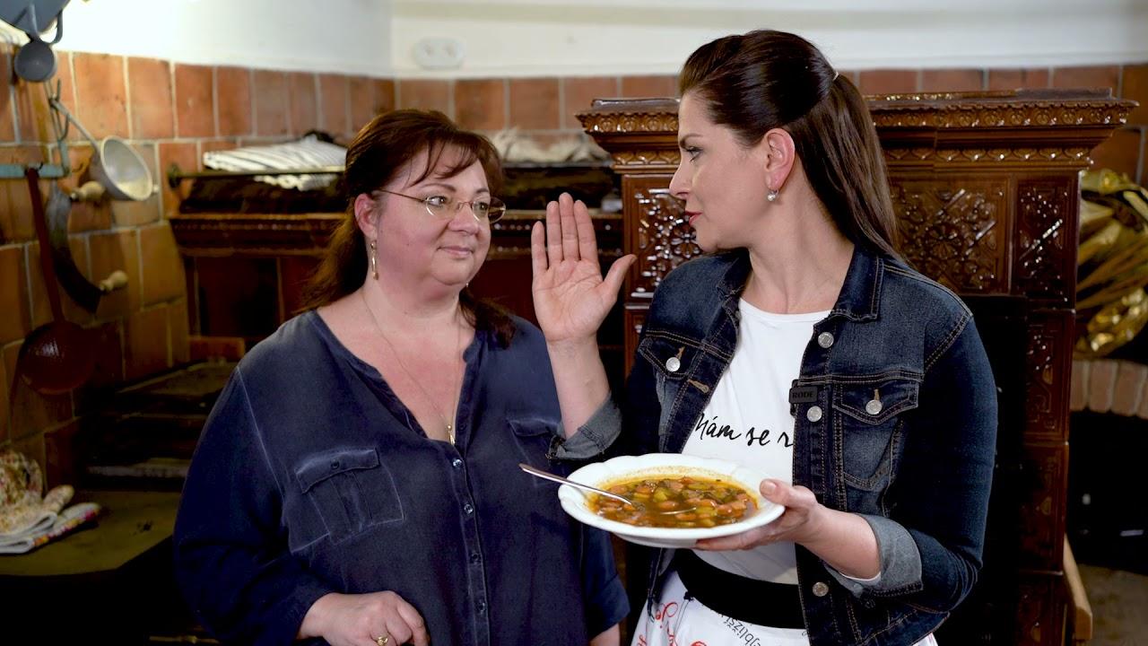 Vaření s Lenkou Benešovou
