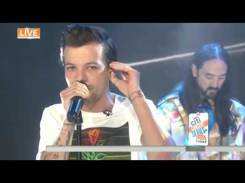 Full video of Louis and Steve performing at the TODAY show
