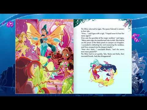 Winx Club - Magic Ocean (Exclusive Storybook)
