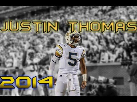 Justin Thomas Georgia Tech - 2014 Highlights HD