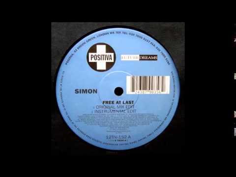 Simon - Free At Last (Eastern European Remixes)