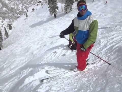 Skiing Bumps with Jonny Moseley