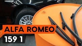 Byta Tändstift ALFA ROMEO 159 Sportwagon (939) - guide