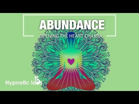 Guided Meditation - Manifesting Abundance With Gratitude and Opening Up the Heart Chakra