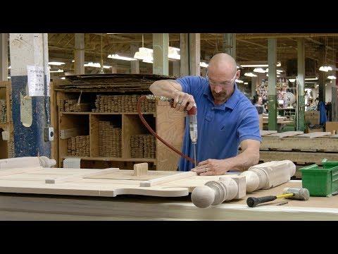 Ethan Allen Wood Craftsmanship