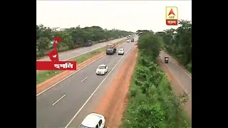 Durgapur Expressway still remains unsafe