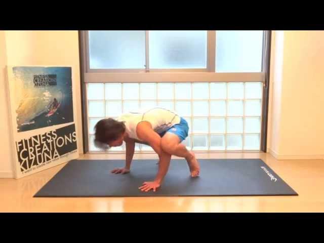 腹筋トレーニング【インナーマッスル】