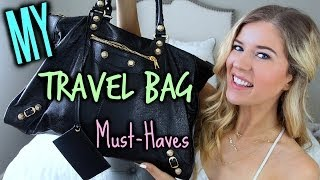 Travel Bag Must-Haves: What