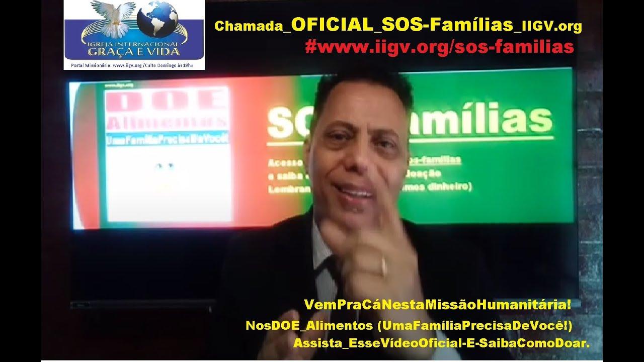 Oficial_SOS-Famílias_IIGV  #www.iigv.org/sos-familias