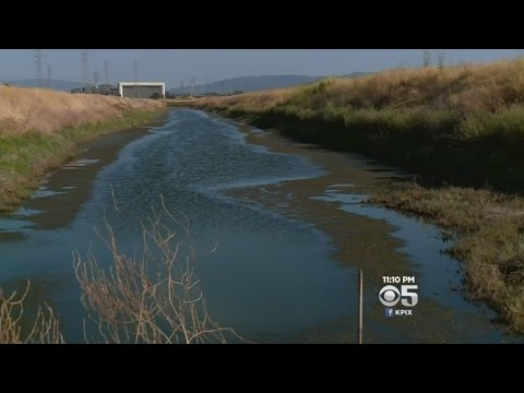 Treated Toxic Groundwater In Mountain View Eyed As New Water Source