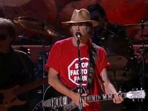 Neil Young - Motorcycle Mama (Live at Farm Aid 2000)