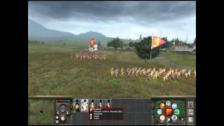 [Medieval II Total War] : Hail to England !