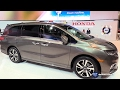 2018 Honda Odyssey Elite - Exterior and  Interior Walkaround - 2017 Chicago Auto Show