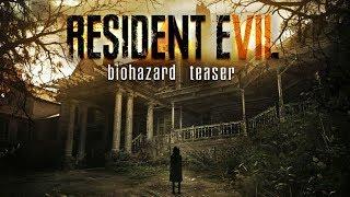 Český Gameplay | Resident Evil 7 - Teaser | Bad Ending | 1080p/50fps