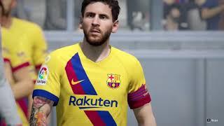 Top goal of barcelona | fifa online 4 ...