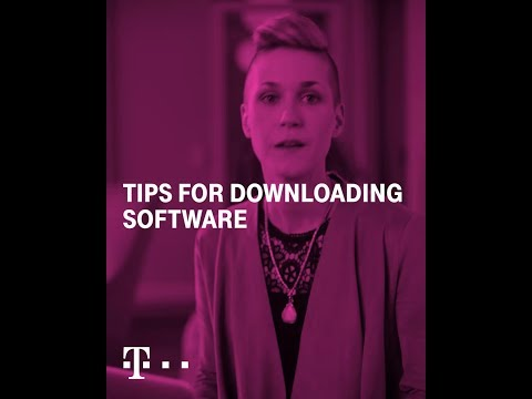Social Media Post: Keep your eyes open when downloading software!