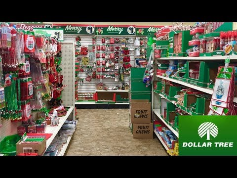 DOLLAR TREE NEW CHRISTMAS 2019 CHRISTMAS DECOR DECORATIONS SHOP WITH ME SHOPPING STORE WALK THROUGH