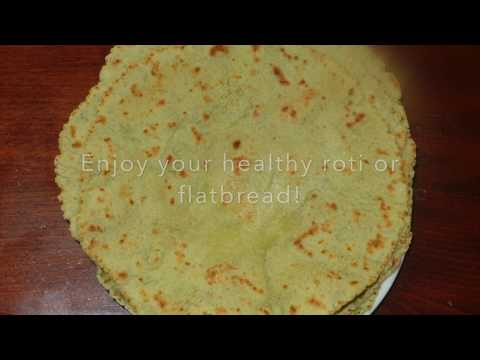 arrowroot-flour,-almond-flour-and-avocado-roti-or-flatbread