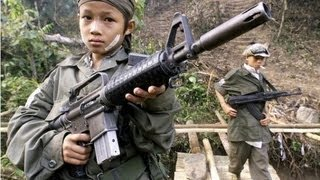 U.S. Approves Military Aid To Countries With Child Soldiers