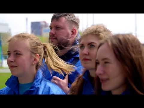 видео: Акция по благоустройству фестивальной аллеи участниками и волонтерами ВФМС 2018