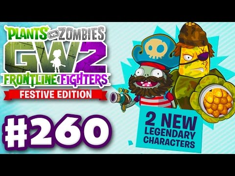 FRONTLINE FIGHTERS! Festive Edition! - Plants vs. Zombies: Garden Warfare 2 - Gameplay Part 260 (PC)