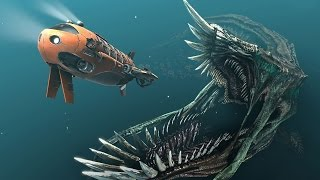 Top 5 Real Sea Monsters