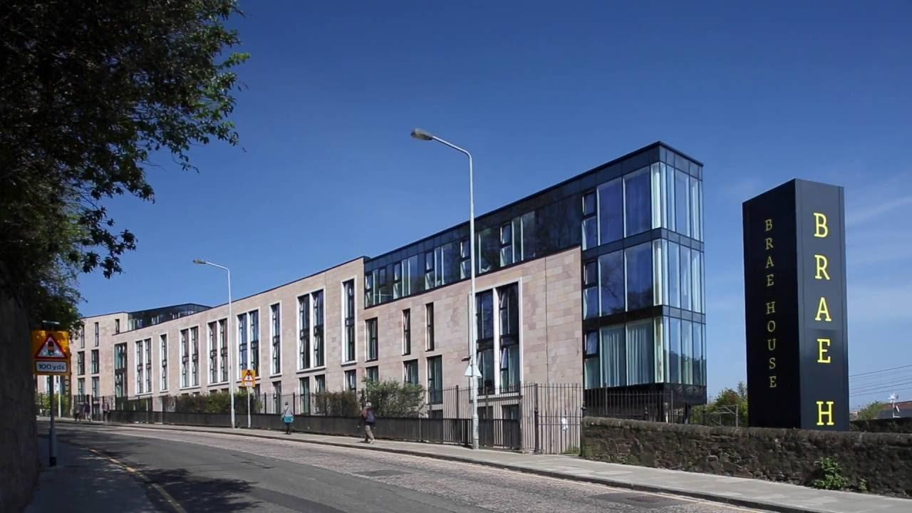 Brae House Student Accommodation Edinburgh Senior Architectural Systems