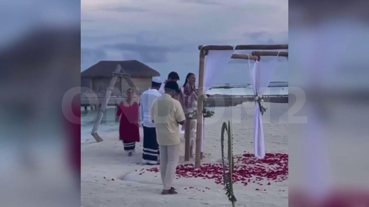 Свадьба Бузовой и Давы на Мальдивах (ondom2.com)