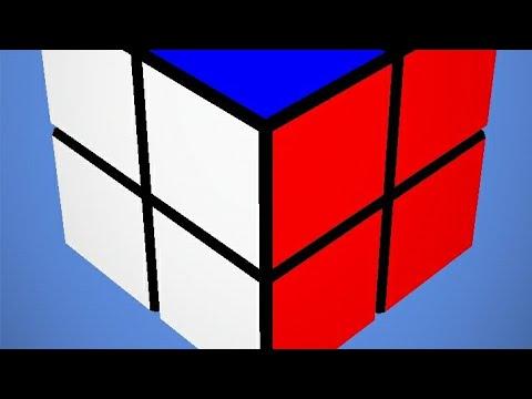 Armando un Cubo Rubik 2x2 (tardó demasiado) Tillo2001