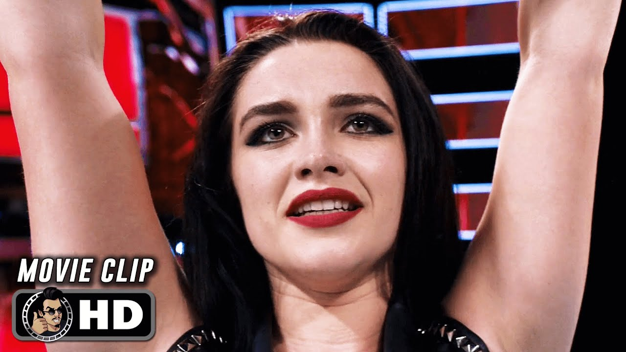 """FIGHTING WITH MY FAMILY Clip - """"Page vs. AJ Lee"""" (2019)"""