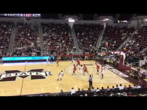 Nebraska vs Mississippi St 10/22/2017