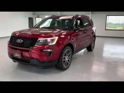 2018 Ford Explorer Sport   #RelyOnATA