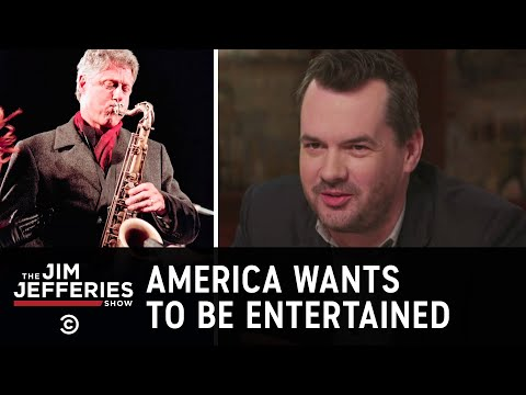 All America Wants Is the Most Entertaining Candidate  The Jim Jefferies Show