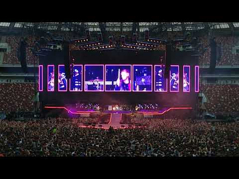 Muse - Live In Moscow (15.06.2019) Simulation Theory World Tour (Full Concert At Luzhniki Stadium)
